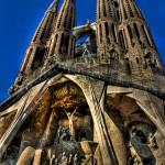 Sagrada Familia Barcellona - Spagna
