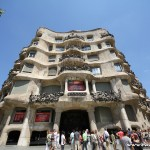 Gaudì Casa Milà la Pedrera - Barcellona