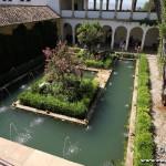Jardines del Generalife Alhambra - Granada