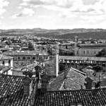 Veduta di Piazza Grande - Gubbio